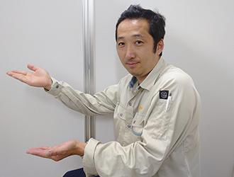 長野支店 中塚社員