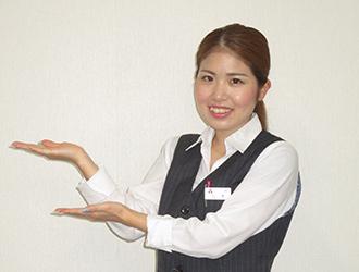 上田支店 松澤社員
