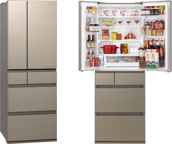 冷蔵庫 500Lの写真