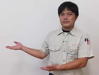 富山支社 高長社員