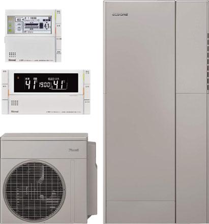 ハイブリッド給湯・暖房システム ECO ONE(エコワン)の写真
