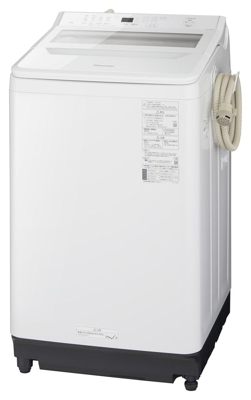 全自動洗濯機 8kgの写真