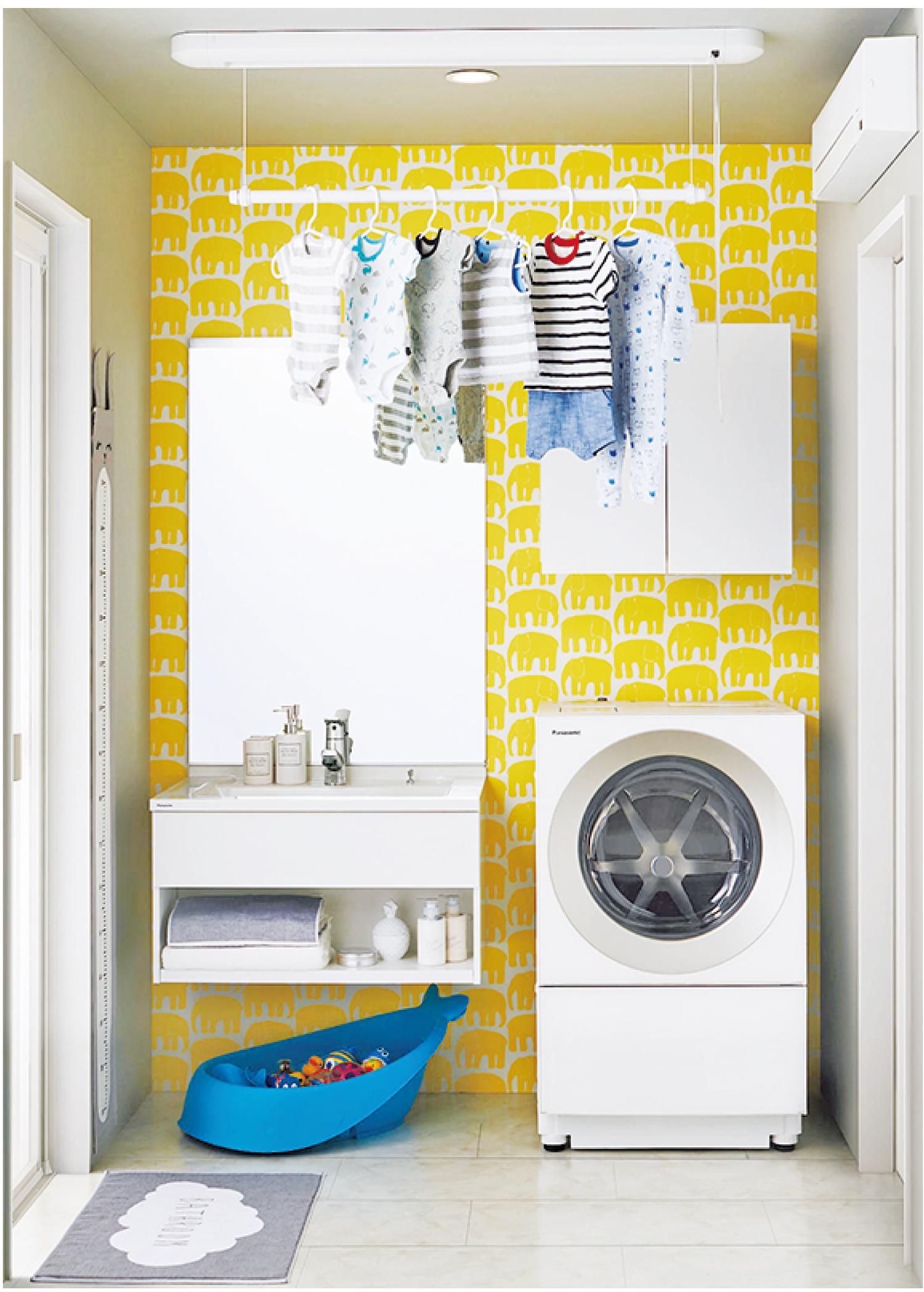 パナソニック 洗面化粧台<br> シーラインの写真