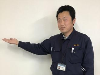 長野南支店 滝沢社員