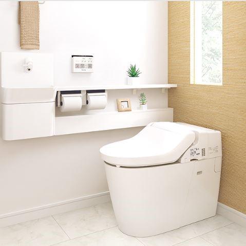 パナソニック トイレ<br> アラウーノVの写真